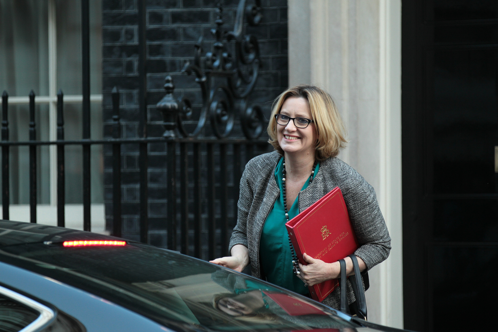 Amber Rudd demands 'back door' access to encrypted messaging apps