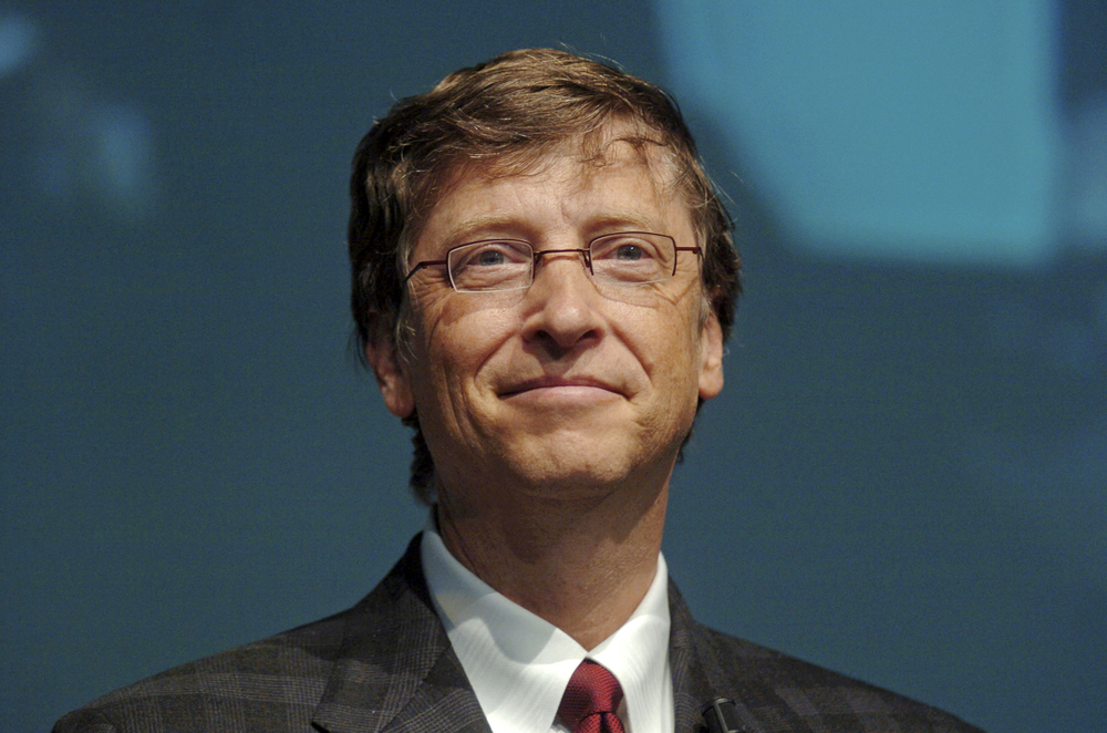 Here's Bill Gates First Post on His New Instagram Account