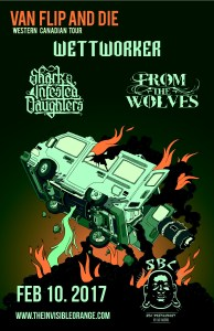Shark Infested Daughters, From the Wolves, Ogroem, Yoloswag @SBC @ SBC Restaurant |  |  |