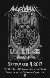 AngelMaker :: The Wise Hall (All Ages) @ The Wise Hall & Lounge   Vancouver   British Columbia   Canada