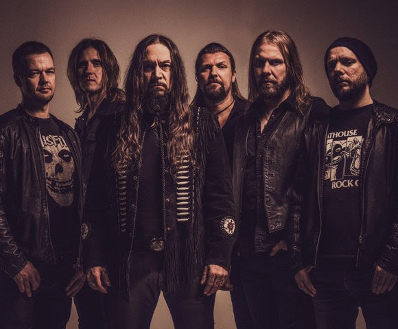 AMORPHIS reveal album title, cover and release date