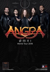 ANGRA / Iron Kingdom / OmnisighT :: Rickshaw Theatre @ Rickshaw Theatre | Vancouver | British Columbia | Canada