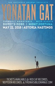 Yonatan Gat @ Astoria Hastings | Vancouver | British Columbia | Canada