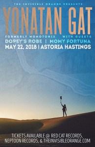 Yonatan Gat @ Astoria Hastings | Vancouver | British Columbia | Canada