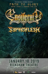 ENSIFERUM | SEPTICFLESH :: Rickshaw Theatre @ The Rickshaw Theatre | Vancouver | British Columbia | Canada