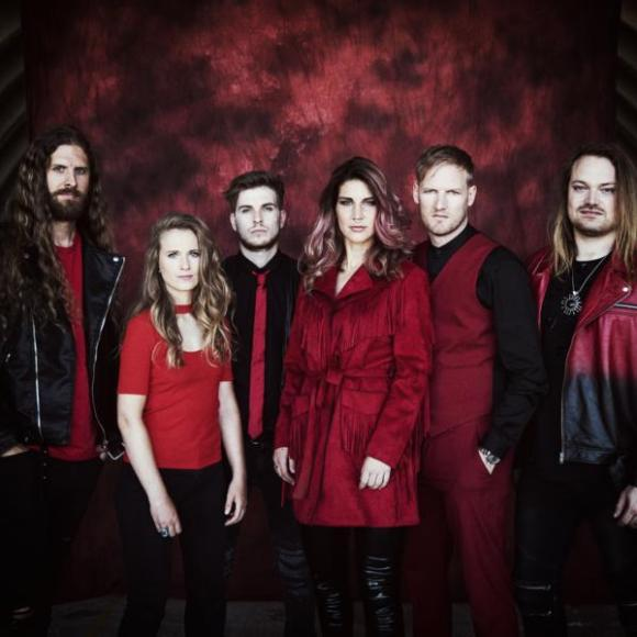 """DELAIN – Release Official Live Video For """"Nothing Left (feat. Marco Hietala)"""""""