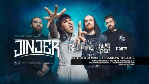 JINJER | The Browning @ Rickshaw Theatre