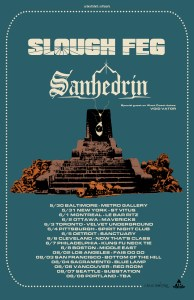 SLOUGH FEG | SANHEDRIN | + GUESTS @ The Red Room