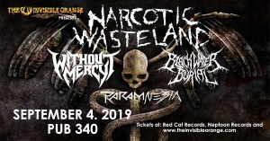 NARCOTIC WASTELAND @ The Pub 340