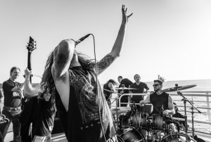 Heavy Metal Cruise IV: The Return of Powerclown @ Abitibi Boat
