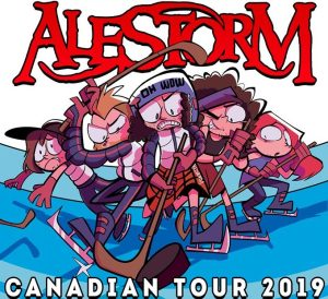 ALESTORM @ The Rickshaw Theatre