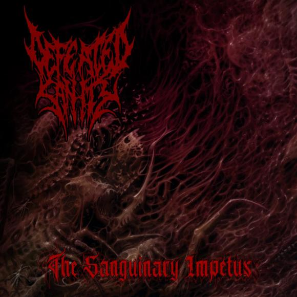 """DEFEATED SANITY Premiere Official Video for """"Imposed Corporeal Inhabitation"""""""