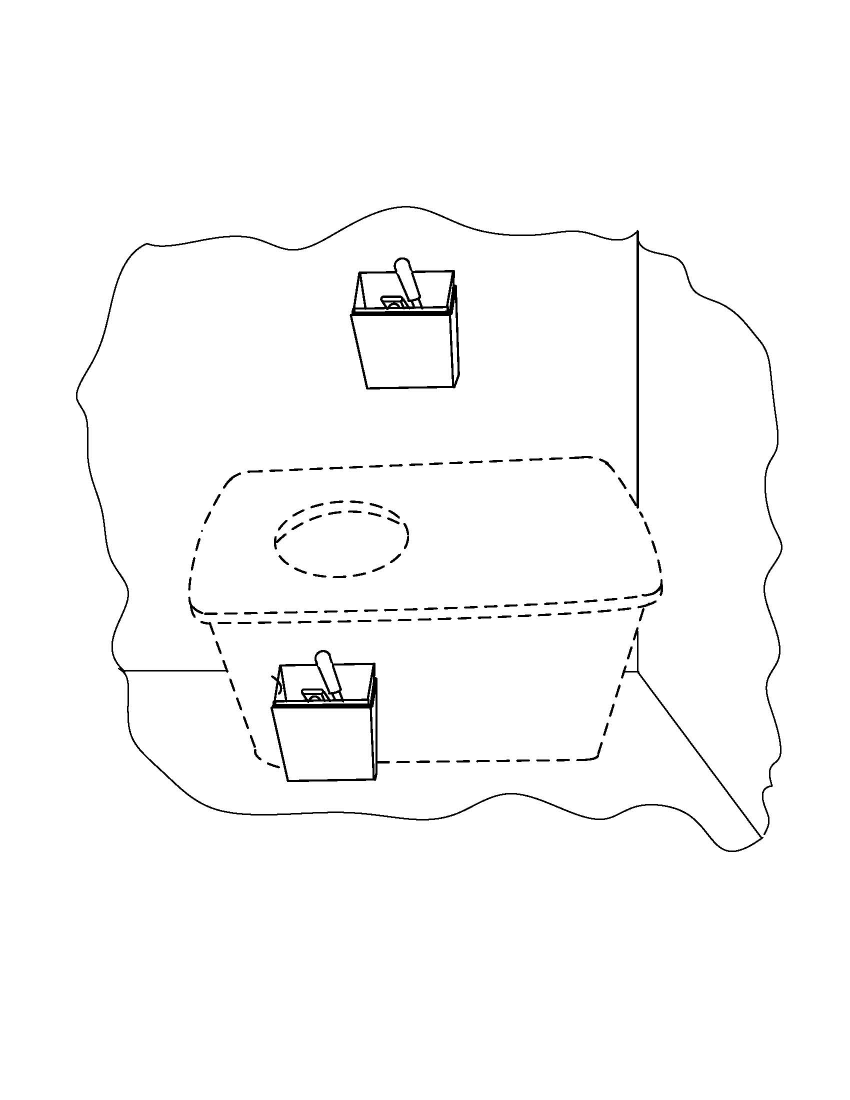 177 Scoop Holder For Holding A Scoop Device Adapted To Scoop Cat Litter From A Cat Litter Box