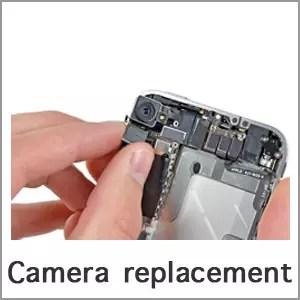 iPhone camera repair