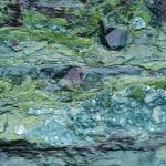 Rock mineralisation on the Copper Coast showing Copper Ore - The Irish Place