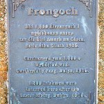 The Frongoch Memorial Plaque - The Irish Place