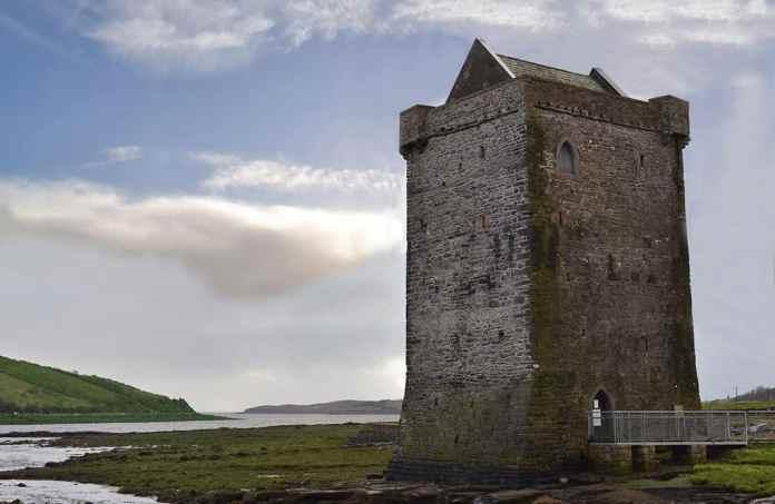 Carraigahowley Castle also known as Rockfleet Castle - The Irish Place