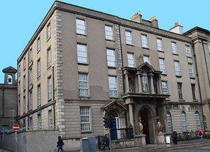 The Carmelite Church in Whitefriar Street, Dublin - The Irish Place