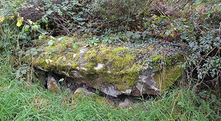 Bronze Age Burial Cist at Gaulstone - The Irish Place
