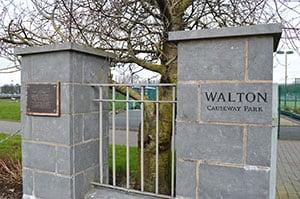 The Walton Causeway Park, Abbeyside, Dungarvan, Co Waterford - The Irish Place