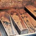 The famous four mummies of St. Michan's Church - The Irish Place