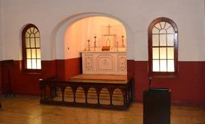 The Catholic Chapel in Kilmainham Gaol - The Irish Place