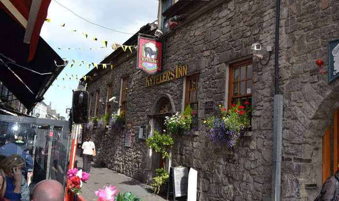 Kyteler's Inn Kilkenny built in the 12th century - The Irish Place
