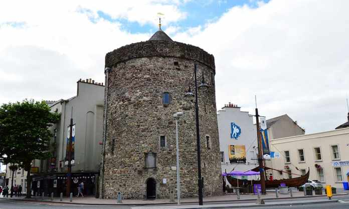 Waterford's iconic Reginald's Tower - The Irish Place