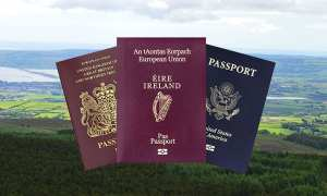 Obtaining an Irish Passport - The Irish Place