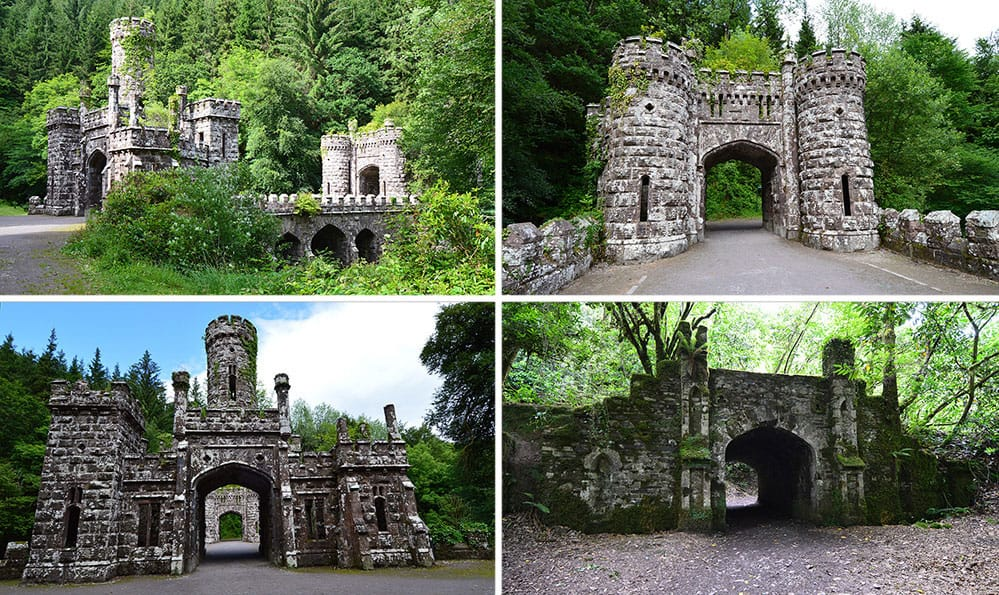 The Towers at Ballysaggartmore, Co. Waterford - The Irish Place