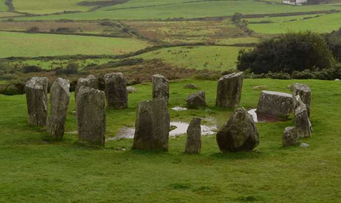 Drombeg Stone Circle - The Irish Place