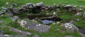 Fulacht Fiadh at the Drombeg Stone Circle - The Irish Place