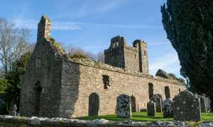 The Medieval Kilfane Church - The Irish Place
