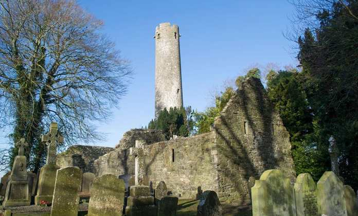 Kilree Monastic Centre and Round Tower - The Irish Place