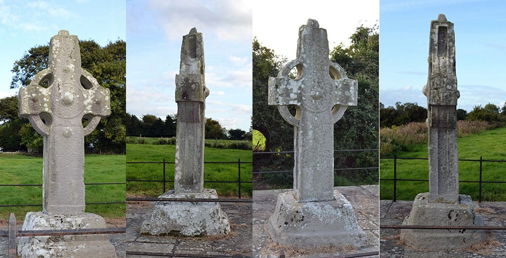 High Cross at Kilree - The Irish Place