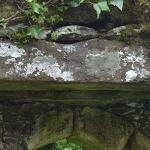 Southern Doorway Lintel Ogham Stone - The Irish Place