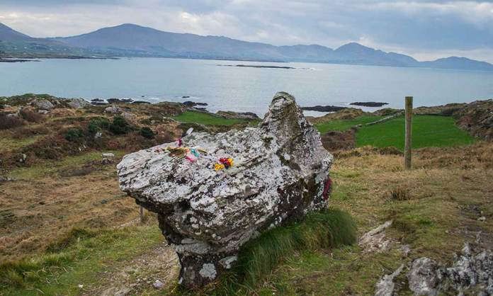 The Hag of Beara also known as An Cailleach Beara.