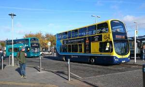 Buses in Dublin