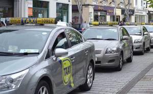 A Taxi Rank