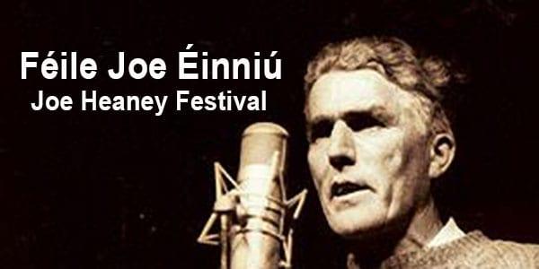 Joe Heaney Festival/Féile Joe Éinniú