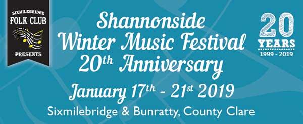20th Shannonside Winter Musical Festival