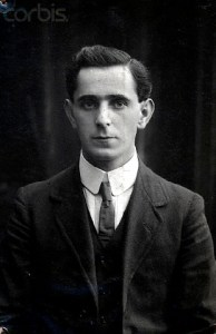 Sean MacDermott, one-time ally of Griffith who froze him out of plans for the Rising.