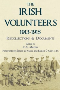 Irsih Volunteers cover