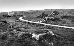 The ambush site at Kilmichael. (courtesy of the Auxiliaries website).