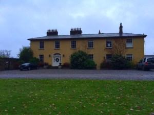 Grangewilliam House today.