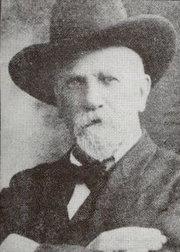 Veteran Fenian Jermiah O'Donovan Rossa.