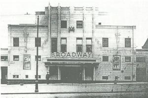 The Broadway cinema Belfast.