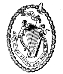 the 1798 rebellion a brief overview the irish story The Wreck of Edmund Fitzgerald the united irish crest