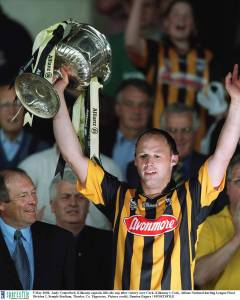 Andy captained Kilkenny to the All-Ireland in 2002