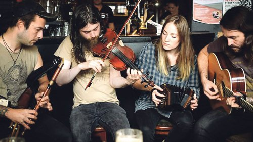 Irish acts well represented in Folk Awards